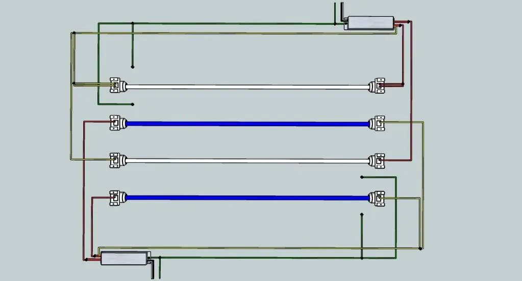T5 Ballast Wiring Index listing of wiring diagrams