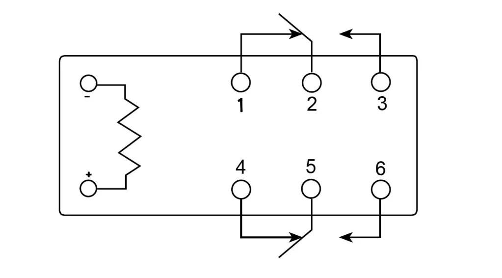 8 Pin Latching Relay Wiring Diagram Online Wiring Diagram