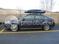 Roof racks/cross bars? - Subaru Legacy Forums