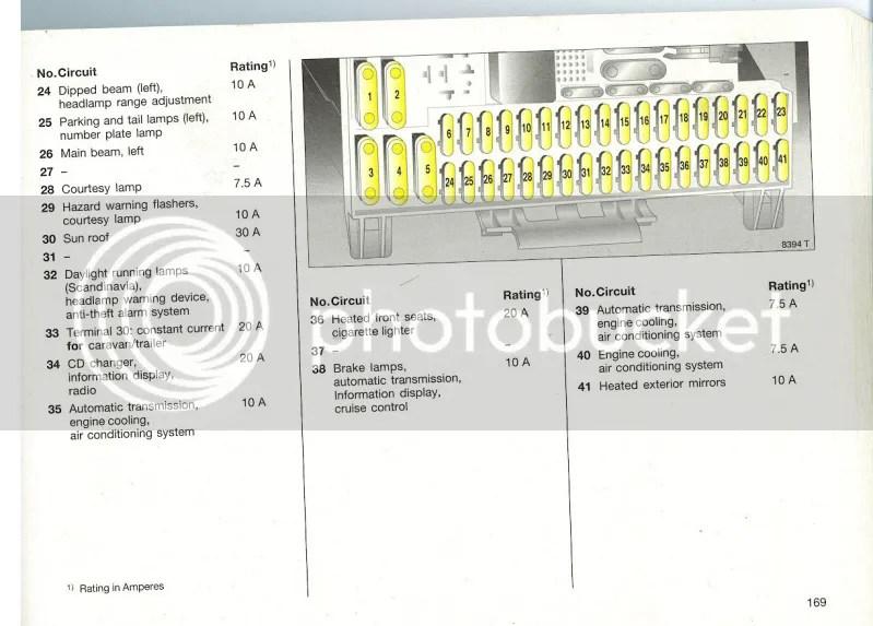 Fuse Box Opel Astra Wiring Diagram