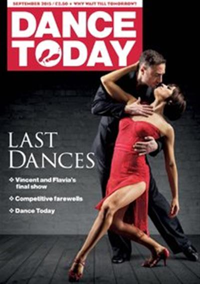 Dance Today – September 2015