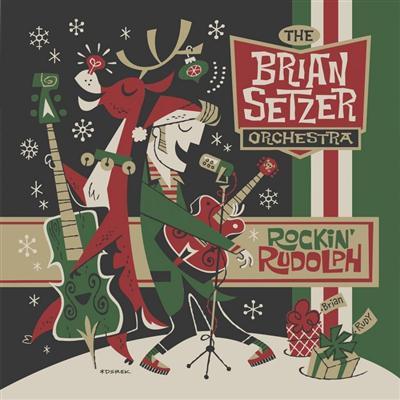 The Brian Setzer Orchestra – Rockin' Rudolph – VBRkbps