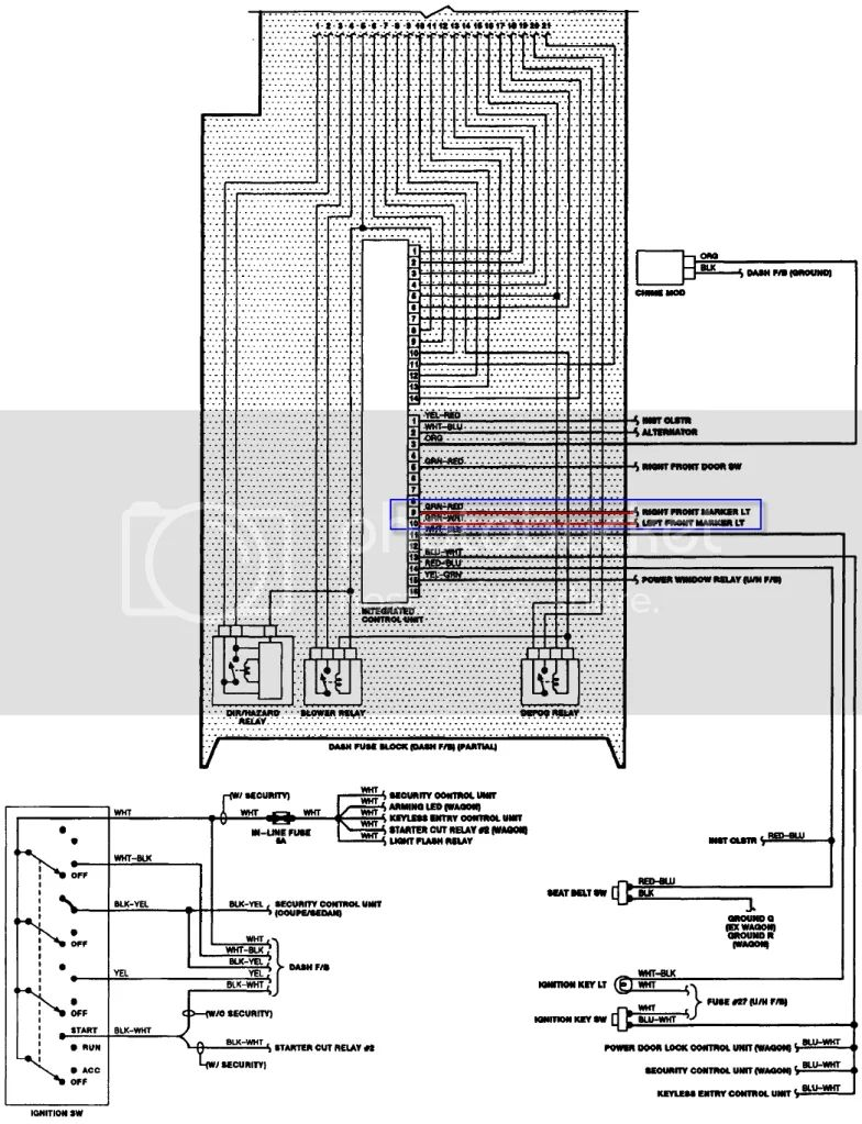 2004 honda accord euro wiring diagram
