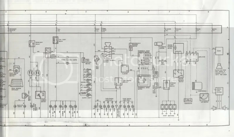 Wiring Diagram Story by Alex  (9w2alx) Photobucket