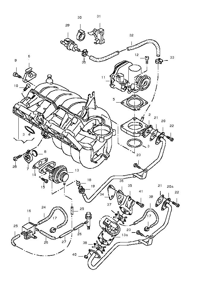 volkswagen golf 6 gtd engine diagram