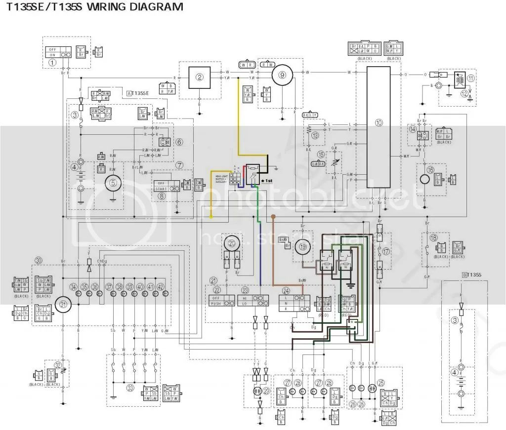 yamaha mio sporty headlight wiring diagram