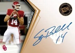Sam Bradford 2010 Press Pass Autograph RC