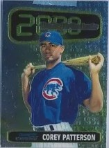 1999 Bowman Chrome ROY Favorites Insert