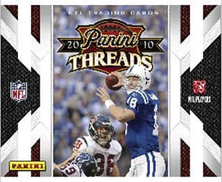 2010 Panini Threads Football Box