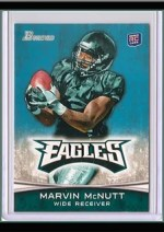 2012 Bowman Marvin McNutt Variation Sp RC