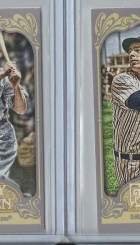 2012 Topps Gypsy Queen Joe DiMaggio Base Mini