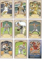 2012 Topps Gypsy Queen Reggie Jackson Base Card