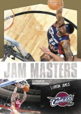 2009/10 Panini Platinum LeBron James Jam Masters