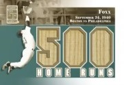 Famous Fabrics 500 Home Runs
