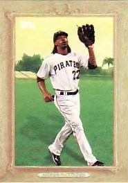 2010 Topps Series 2 Andrew McCutchen Turkey