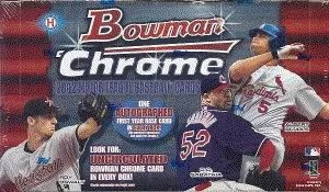 2002 Bowman Chrome Baseball Hobby Box