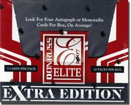 2007 Donruss Elite Extra Edition EEE Hobby Box