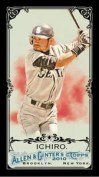 2010 Allen and Ginter Ichiro Black Border