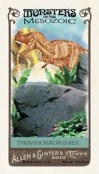 2010 Allen & Ginter Monsters of the Mesozoic