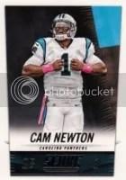 2014 Score Cam Newton Variation