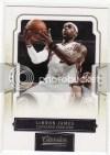 2009/10 Panini Classics LeBron James