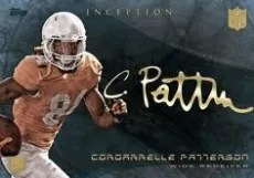 2013 Topps Inception Cordarrelle Patterson