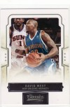 2009/10 Panini Classics David West