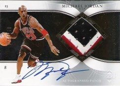 Exquisite Michael Jordan Patch