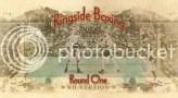 2010 Ringside Boxing Creative Cardboard Concepts KO TKO
