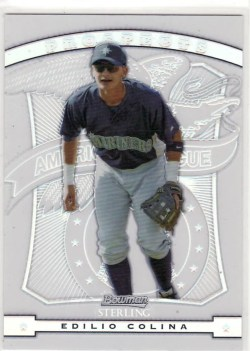 2009 Bowman Sterling Edilio Colina Refractor 14/199