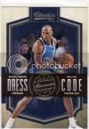 2009/10 Panini Classics Shawn Marion Dress Code