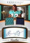 Ronnie Brown Exquisite RC Rookie
