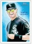 2010 Topps Chicle Gordon Beckham