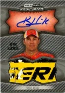 2010 Press Pass Showcase Kevin Harvick Memorabilia Auto