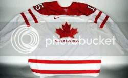 2010 Olympics Team Canada Hockey Jersey