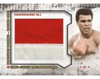 2010 Ringside Boxing Muhammed Ali King Sized Patch