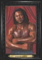 2010 Lennox Lewis Turkey Red Black/Onyx