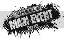 2010 Press Pass Wheels Main Event Racing