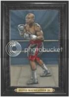 2010 Ringside Boxing Floyd Mayweather Jr Turkey