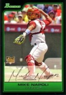 2006 Bowman Chrome Draft Mike Napoli RC