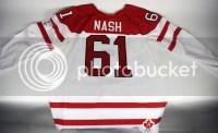 Rick Nash Canada Jersey
