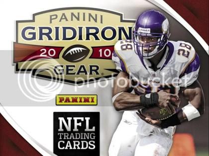 2010 Panini Gridiron Gear Football Hobby Box