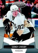 10-11 Panini Certified Sidney Crosby Base Card