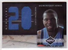 2010/11 Panini Limited Dominique Jones Rookie