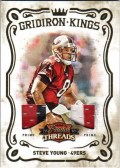 2010 Panini Threads Steve Young Prime Material Gridiron Kings