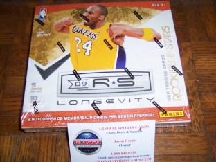 2009/10 Panini RS Longevity Box