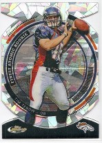 2010 Topps Finest Tim Tebow Atomic Refractor