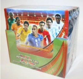 2010 Fifa World Cup Adrenalyn XL Soccer Box