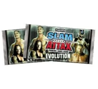 2009 Topps Slam Attax Evolution Pack