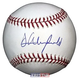 Tristar Dave Winfield Autographed Baseball